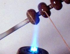 Fine Stringer - Lampwork Tutorial by JC Herrell