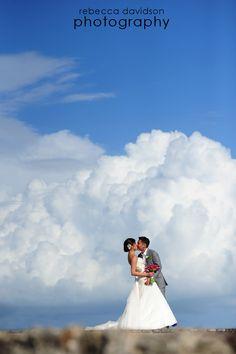 Grand Cayman Elegant, Gorgeous Caribbean Club Wedding » Rebecca Davidson