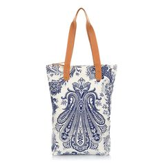 Perfect gift for boho chick. Boho Secret Love Mint bag with amazing blue pattern– a unique product by Bright-Boho via en.DaWanda.com #white