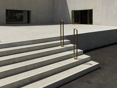 Architecture Valerio Olgiati switzerland stairs concrete