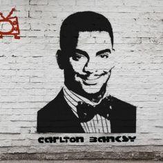 Carlton Banksy
