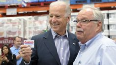 The Most Awesome VP Ever: Joe Biden Visits DC Area Costco |