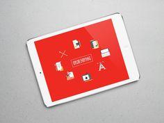 Explore everything #ipadmini2 #design #iconn