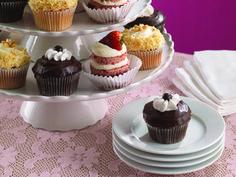 """""""Godfather Cupcakes"""" from Cookstr.com #cookstr"""