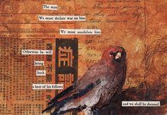 The Mincing Mockingbird