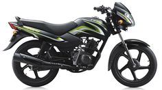Most popular Indian best mileage and comfort also nice performance of TVS Sport Bike with prices in India...