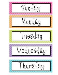 Polka Dot Classroom Labels and Signs Polka Dot Classroom, Classroom Labels, Classroom Bulletin Boards, Classroom Organization, Classroom Decor, Free Scrapbook Paper, English Teaching Materials, Sight Word Flashcards, Teachers Corner