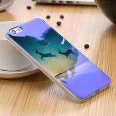Blue-Ray Clear Thin Phone Case For iPhone 7 / 6 Models – SaviCat