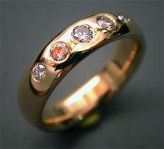 gypsy set ring