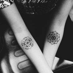 #mandala #tattoos #tatouage
