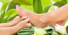 Ayurvedic Foot Massage