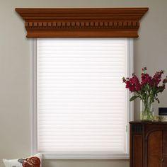 Blinds.com: Wood Cornices