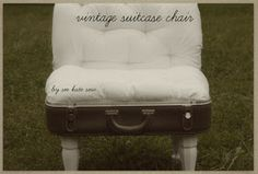 What Can You Make with a Vintage Suitcase?