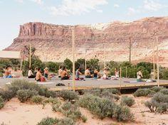 Wedding  Yoga  Weddingchella Desert Wedding 'Cause We Can Events: Wedding Planning for the wanderers of the world
