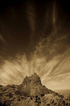 La Muela del Diablo (La Paz, Bolivia)
