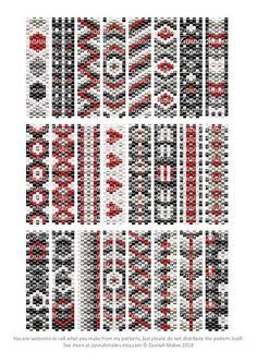 """Résultat de recherche d'images pour """"carrier bead patterns"""""""