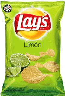 LAYS® Limon Flavored Potato Chips My new favorite! omgmongngnogngngncrnchcrnch