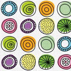 Colorful Circles - ankepanke