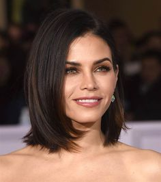 Bob hairstyles are always cute, but there's so many options. If you're looking to switch up your short style or want to completely transform your mane, we've got a list of 21 must-try medium bob hairstyles that will drive you wild. Medium Hair Cuts, Short Hair Cuts, Medium Hair Styles, Short Hair Styles, Brunette Bob, Medium Bob Hairstyles, Cool Hairstyles, Celebrity Short Hairstyles, Short Brunette Hairstyles