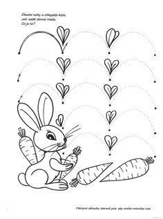 Risultati immagini per pracovní listy jaro April Preschool, Preschool Writing, Montessori Preschool, Preschool At Home, Preschool Worksheets, Ways Of Learning, Preschool Activities, Kids Learning, Earth Craft