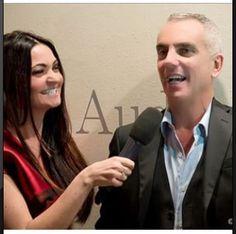 Interview with #FedericoBuffa (by #vittoriamelchioni in #Giambattistavalli).  Rent the look !!