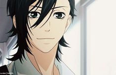 """Yamato Kurosawa from """"Say 'I Love You'"""". My latest favorite. He falls in love with the awkward girl in his class."""