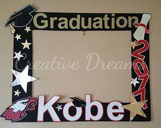 Marco de fotos de graduación personalizada