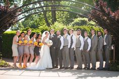 Morton Arboretum Wedding: Emily + JT » Chicago Wedding Photographer   Ashley Biess Photography