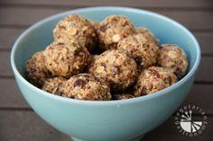 Oatmeal No-Bake Bites | FaveGlutenFreeRecipes.com