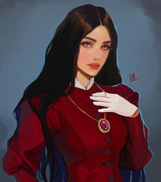 Image about girl in Character illustration by Jung Kyung-Soon – Art Ideas Fantasy Character Design, Character Design Inspiration, Character Art, Art Anime, Anime Art Girl, Pretty Art, Cute Art, Fantasy Characters, Female Characters