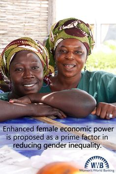 Women's economic empowerment takes us a step closer to #GenderEquality #HalftheSky
