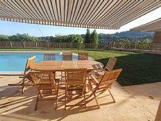 Sarlat La Caneda: Large heated pool with views over SarlatVacation Rental in Sarlat la Caneda from @homeaway! #vacation #rental #travel #homeaway