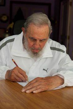 Fidel ejerció su derecho al voto (+Video) › Elecciones en Cuba, 2015 › Granma - Órgano oficial del PCC