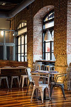 NyC Hell´s Restaurante en Valladolid. @NYC HELL'S . #valladolid #restaurante #cocina #comida #menu #local #restaurante #americano #neoyorquino
