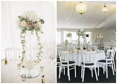 Moxhull Hall Wedding Flowers | Ivory