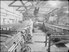 Wool Spinning Mills | File:Huddersfield Cloth Mill- the work of C and J Hirst and Sons Ltd ...