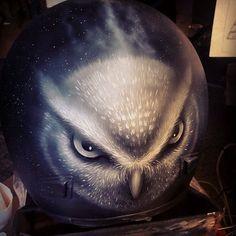 OWL HELMET
