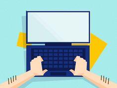 Computer animation by Maximin Spotti. Animation Maker, Vector Animation, Computer Animation, Gifs, Motion Graphs, Computer Vector, Solo Ads, Animation Tutorial, Cute Gif
