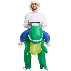 This is a great hit: Inflatable Dinosa... Its on Sale! http://jagmohansabharwal.myshopify.com/products/inflatable-dinosaur-costume-animal-costume-halloween-costume-for-man?utm_campaign=social_autopilot&utm_source=pin&utm_medium=pin
