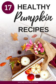 Fall is here and so is everything pumpkin! Want more pumpkin flavor without all the sugar and fat found in pumpkin spice lattes? Here are 17 of my favorite healthy pumpkin recipes that you should add to your fall menu. Healthy Side Dishes, Healthy Desserts, Healthy Dinner Recipes, Whole Food Recipes, Healthy Food, Breakfast Recipes, Vegetarian Recipes, Pumpkin Recipes, Fall Recipes