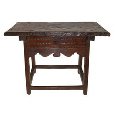 1stdibs - 18th Century Spanish Colonial Table explore items from 1,700  global dealers at 1stdibs.com