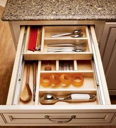 Double Your Storage Space And Keep Your Tableware Organized With A Tiered  Drawer Divider. Call S And W Supply Of Central Florida Today To Get Started  At