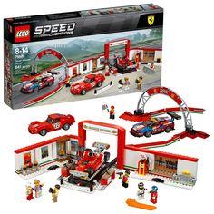 Lego Speed Champions Ferrari Ultimate Garage for sale online Ferrari 488, Lamborghini, Classic Car Show, Classic Cars, Legos, Chrysler Convertible, Best Lego Sets, Ultimate Garage, Lego Speed Champions
