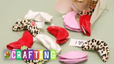 How to Craft a Duct Tape Fortune Cookie Valentine Diy Crafts For Gifts, Easy Crafts For Kids, Duck Tape Crafts, Cute Diy Projects, Brownie Girl Scouts, Church Crafts, Fortune Cookie, Duct Tape, Valentine Crafts