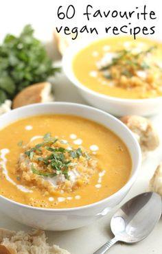 50 favourite vegan recipes