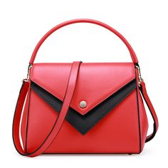 055e7c8997329 women cow leather hand bag with chain strap crossbody bags fashion leather  handbags lady Vintage Messenger