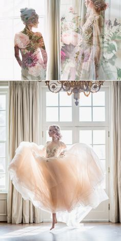 Fairy Tale Wedding Dresses for Modern Romantic Brides – Catherine Langlois Morning Sky Collection