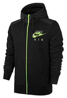 NIKE Nike Fleece Pullover Hoodie Full Zip Mens.  nike  cloth   9062a8354