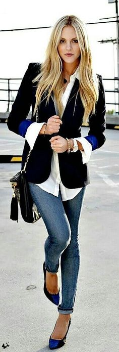 Lovely outdoor causal