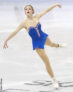 Gracie Gold at Skate Canada 2012